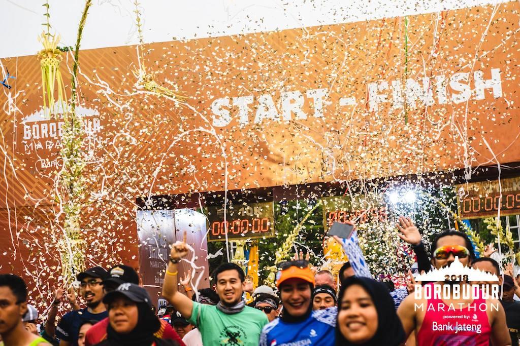 Borobudur Marathon 2018 (21.1KM)