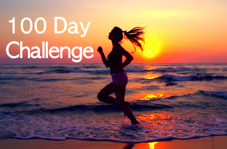100-Day Running Challenge (10KM/day)